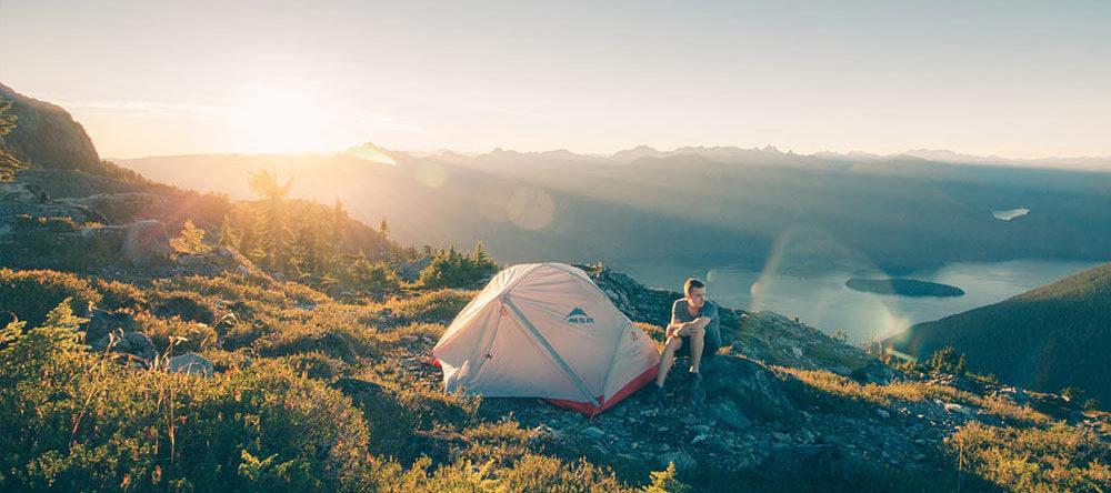 Campingzelt Test