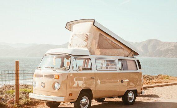 Zelt für Autodach Test