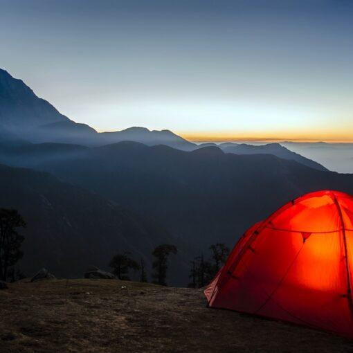 Zelt für Kinder Test