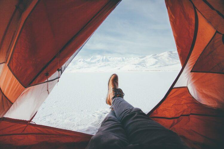 Zelten im Winter Ratgeber
