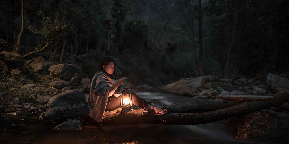 Campinglampe Test
