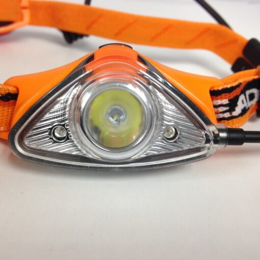 Stirnlampe Petzl Test